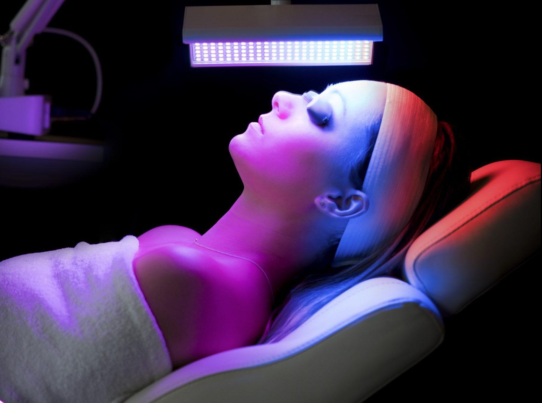 CMJ LED-lichtbehandeling
