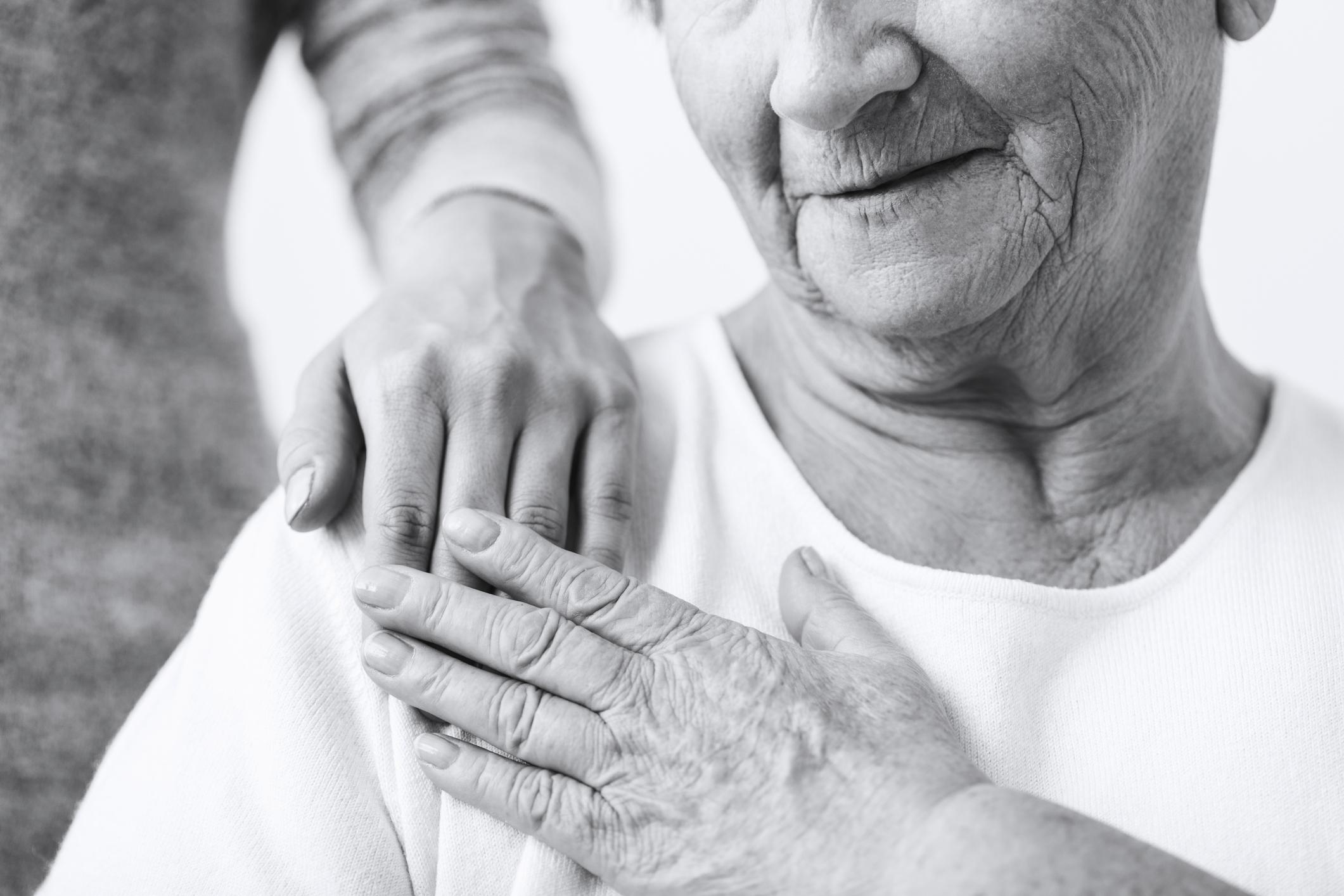 Prendre soin de grand-mère