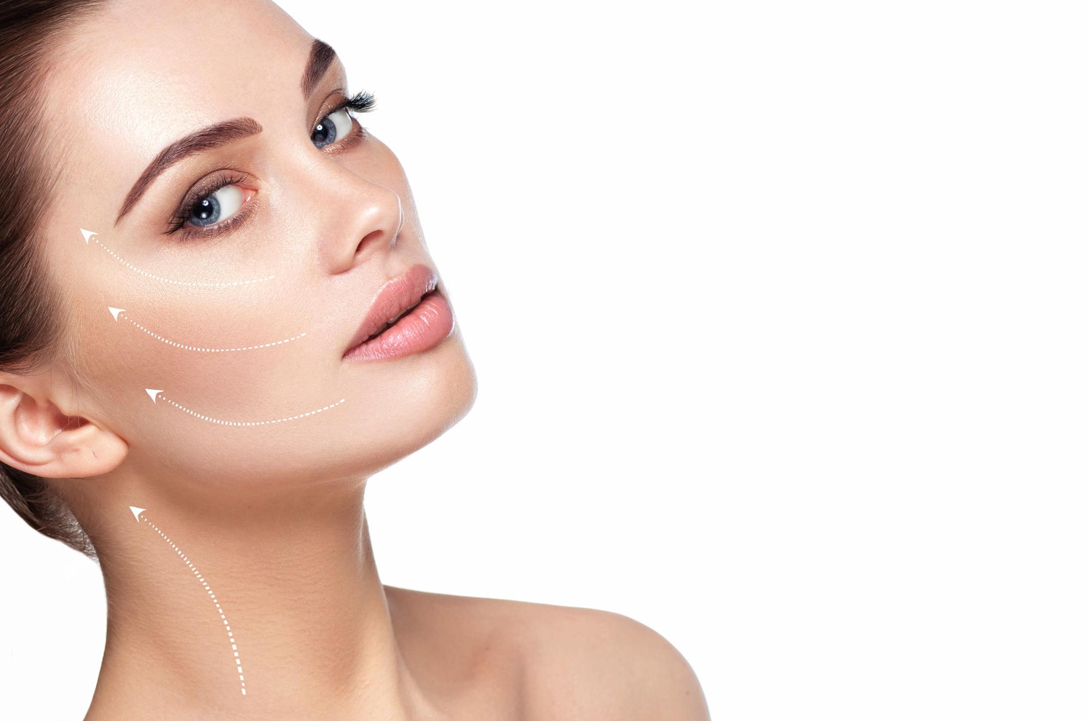 esthetische gezichtsverzorging, cosmetologie